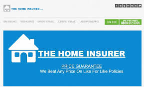 the home insurer logo with a guaee underneath
