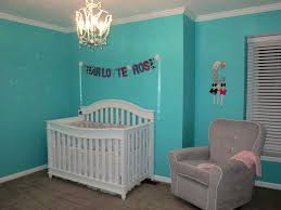 chair rail nursery. Fine Nursery Blue Nursery Chair Glider With Rail  Intended