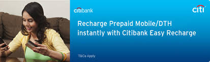 Get paid up to 2 days earlier with a prepaid card when you use direct deposit. Prepaid Recharge Citibank India