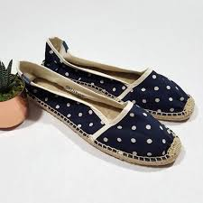 Soludos For Madewell Low Cut Espadrilles Size 41