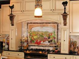 Mural Tiles For Kitchen Decor Vineyard Kitchen Decor Pictures Ideas Tips From Hgtv Hgtv