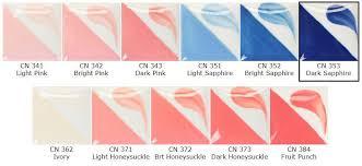 Duncan Concepts Color Chart 59 Bright Kelp Color Chart
