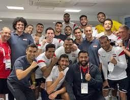 منتخب مصر لكرة اليد يحقق الفوز المثير على البرتغال في أولمبياد طوكيو (  شاهد)   وطن يغرد خارج السرب