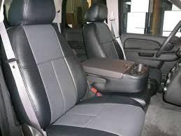 chevy silverado clazzio leather seat