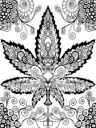 Hippie Flower Coloring Pages Rokkas