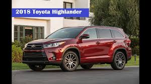 2018 Toyota Highlander: Release Date, Price, Specs, Rumors and ...