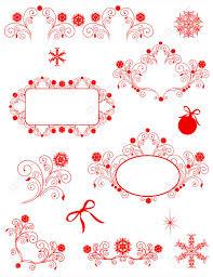 Christmas Swirls Christmas Swirls