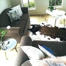 faux cow hide rug carpet shampooer cowhide designs canada faux cow hide rug