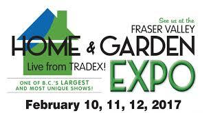 fraser valley home garden expo