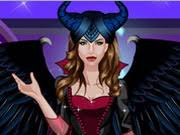 maleficent real makeup