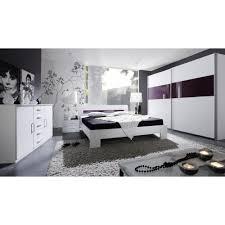 Schlafzimmer Komplett Weiß Lila 214717603