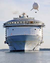 The Largest Cruise Ship In The World Is Five Times The Size Of