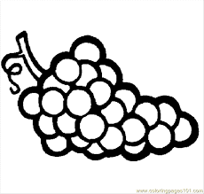 Small Picture Takla Org Coloring 058 Grape Coloring Page Free Grapes Coloring