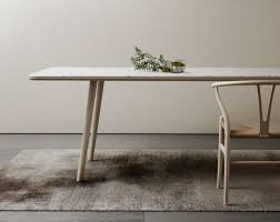 marble top dining table australia. above: the arin table from french marble company retegui has a wafer-thin carrara top made possible via precision milling and bonding techniques. dining australia i