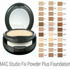 Mac Pressed Powder Color Chart Mac Studio Fix Powder Color Chart Www Prosvsgijoes Org