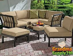 patio furniture sectional ideas: best sectional patio furniture rattan sectional patio furniture