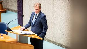 Pieter herman omtzigt (born 8 january 1974) is a dutch politician of the christian democratic appeal (cda) who has been a member of the house of representatives since 2003 apart from a short. Pieter Omtzigt Fourth Candidate Who Wants To Become Party Leader Cda Teller Report