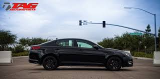 kia optima blacked out. tag motorsports blog kia optima black out blacked