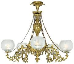 antique victorian chandelier antique gas victorian chandeliers