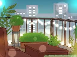 image titled decorate small. Image Titled Decorate Small Apartment Balconies Step 12