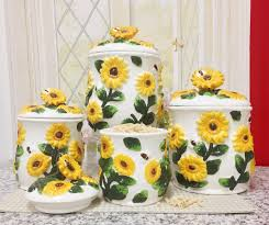 Sunflower Kitchen Kitchen Decor Sets To Brighten Your Kitchen The Kitchen Inspiration