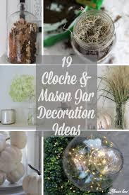 Mason Jar Decorating Ideas For Christmas 100 Cloche Mason Jar Decoration Ideas Lehman Lane 82