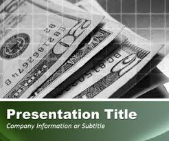 Free Money Ppt Templates Free Money Powerpoint Templates Places To Visit Pinterest