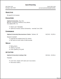 No Job Experience Resume Entry Level Resume No Experience With Images Cna Accounting 18