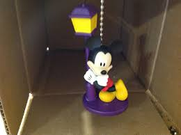 details about mickey mouse ceiling fan pull light lamp chain decoration mickey mouse disney
