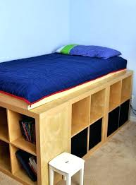 diy twin platform bed. Diy Twin Platform Bed With Storage Large Size Of Marvellous For .