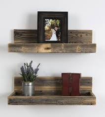 Reclaimed Wood Projects Reclaimed Wood Bookshelves American Hwy