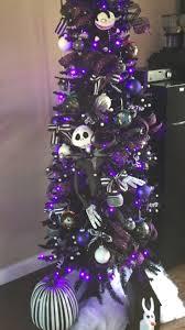 Jack Skellington Decorations Halloween Best 25 Nightmare Before Christmas Tree Ideas On Pinterest