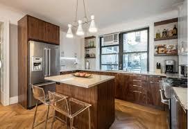 Kitchen Center Island Center Island Kitchen Large Modern Kitchen Design With White And