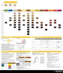 Redken Shades Eq Cream Color Chart Www Bedowntowndaytona Com