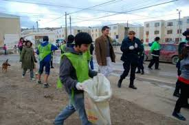 Alvear 757, rafaela, santa fe; Vecinos Del Barrio 30 De Octubre Realizaron Una Jornada De Limpieza Comunitaria