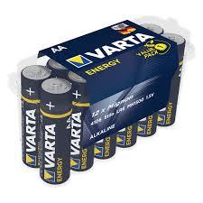 <b>Батарейка</b> алкалиновая <b>Varta</b> Energy CVP <b>AA</b>, 12 шт. - купите по ...