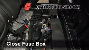 interior fuse box location 2006 2011 cadillac dts 2006 cadillac interior fuse box location 2006 2011 cadillac dts 2006 cadillac dts 4 6l v8