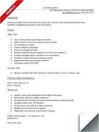 Receptionist Resume Sample Of Car Dealership Socialumco Extraordinary Receptionist Duties Resume