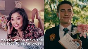 What if all the crushes you ever had found out how you felt about them. Fans Think John Ambrose Has Been Recast In The To All The Boys I Ve Loved Before Popbuzz
