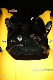Drake S Yellow Ferrari Had Everyone Gawking Hollywood Pipeline