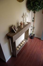 narrow entry table. Image Of: Narrow Entryway Table Wood Entry Y