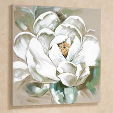 magnolia bloom wall art