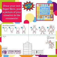 28 collection of usborne drawing book game