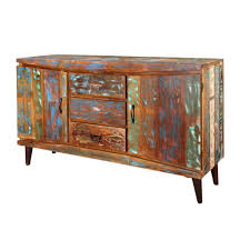 modern rustic wood furniture. Unique Rustic Modern Rustic Reclaimed Wood 3Drawer Accent Sideboard Buffet And Furniture