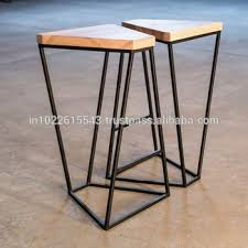 metal industrial furniture. Industrial Metal Wood Bar Stools Furniture A