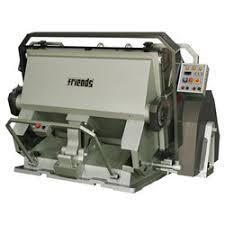metal cutting machine. victoria die cutting machine metal