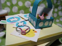 Make Easter Gifts From Office Supplies Dollar Store Crafts
