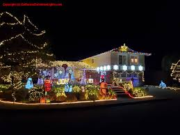 Alameda County Fairgrounds Christmas Lights Best Christmas Lights And Holiday Displays In Pleasanton