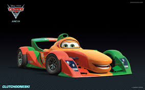 cars 2 characters names. Perfect Cars Rip Clutchgoneski With Cars 2 Characters Names C