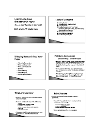 Writing Research Paper Ppt Compatibility Mode Academic
